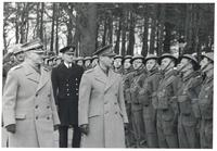 King George VI Visiting the Polish Army in Scotland (1)