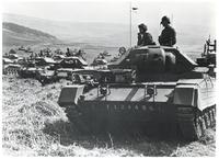 Armored Corps Exercises in Scotland (1st Armored Division) [4]
