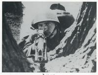 Polish infantry in position
