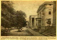 Captioned photograph of Sailors' Snug Harbor