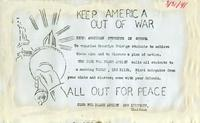 Keep American Out of War
