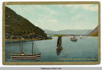 HUDSON-RIVER, Southwest from West Point. [front caption] (1front) [h0103ac1]