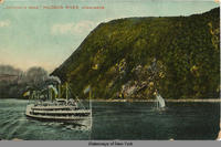 ANTHONY'S NOSE HUDSON RIVER, HIGHLANDS. [front caption] (1front) [h0032ac1]