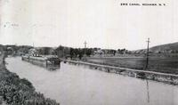 ERIE CANAL, MOHAWK, N.Y. [front caption] (1front) [e0298ac1]