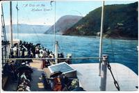 A Trip on the Hudson River. [front caption] (1front) [h0146ac1]