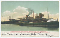 Tonawanda Iron and Steel Company's Mammoth Plant…[portion of front caption] (2back) [e0547ac2]