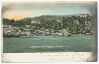 CRANSTONS HUDSON RIVER N.Y. [front caption] (1front) [h0181ac1]