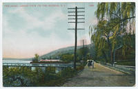 THE BIGHT, GRAND VIEW ON THE HUDSON, N.Y. [front caption] (1front) [h0176ac1]