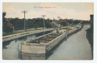 Erie Canal, Newark, N.Y. [front caption] (1front) [e0526ac1]