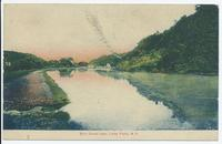 Erie Canal near Little Falls, N.Y. (1front) [e0513ac1]
