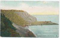 HUDSON RIVER. The Palisades [front caption] (1front) [h0177ac1]