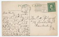 Entrance to Harbor, Buffalo, N.Y. [front caption] (2back) [e0529ac2]