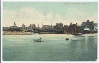 View from the Harbor, Buffalo, N.Y. [front caption] (1 front) [e0533ac1]