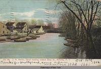 Canal looking toward Shay St., Millville, New York [presumably N.J.] [front caption] (1front) [e0267ac1]