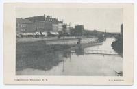 Canal Street, Whitehall, N.Y. [front caption] (1front) [c0070ac1]