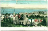 Tarrytown and Hudson River [front caption] (1front) [h0122ac1]