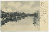 Dock Street Schnectady N.Y. (1 front) [e0518ac1]