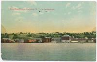 Sing Sing Prison, Ossining, N.Y., in background. (1 front) [h0175ac1]