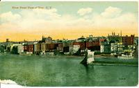 River Front View of Troy, N.Y. [front caption] (1front) [h0159ac1]