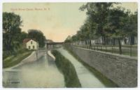 Black River Canal, Rome, New York [front caption] (1front) [k0005ac1]