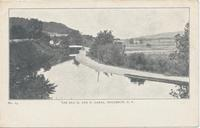 The Old D. and H. Canal, Huguenot, N.Y. [front caption] (1front) [d0085ac1]