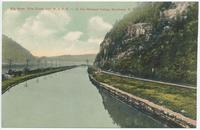 Big Nose, Erie Canal and W.S.R.R. --In the Mohawk Valley, Sprakers, N.Y. [front caption] (1front) [e0574ac1]