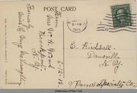 Erie Canal, West of Brockport, New York [front caption] (2back) [e0112ac2]