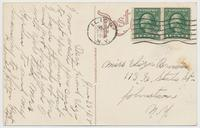 REMINGTON TYPEWRITER COMPANY AND ERIE CANAL, ILION N.Y.. [front caption] (2back) [e0014ac2]