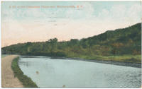 A Bit of the Champlain Canal near Mechanicville, N.Y. [front caption] (1front) [c0063ac1]