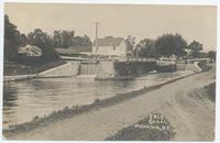 ERIE CANAL: MOHAWK, N.Y. [handwritten front caption] (1front) [e0584ac1]