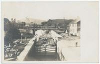 Locks at Ft Ann .NY No 17 [handwritten front caption] (1front) [c0060ac1]