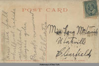 CANAL BOATS. BUFFALO, New York [front caption] (2 back) [e0119ac2]