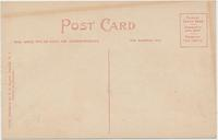MIDDLE LOCK, ERIE CANAL, NEWARK, N.Y. [front caption] (2back) [e0628ac2]