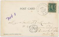 D. & H. CANAL – ELLENVILLE, New York [handwritten front caption] (2back) [d0095ac2]