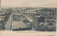 Bird's Eye View, looking south.  Rochester, New York [front caption] (1front) [e0085ac1]
