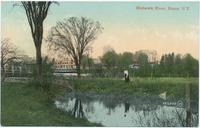 Mohawk River, Rome, N.Y. [front caption] (1front) [e0601ac1]