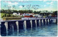 The Aqueduct and Rexford Flats, Schenectady, New York [front caption] (1front) [e0090ac1]