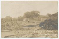 Break in Canal - Bushnell's Basin, N.Y. [handwritten front caption] (1front) [e0592ac1]