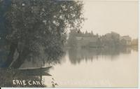 ERIE CANAL Martinsville N.Y. [handwritten front caption] (1front) [e0581ac1]
