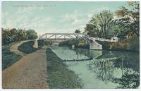 London Bridge - Erie Canal, Ilion, New York [front caption] (1front) [e0621ac1]