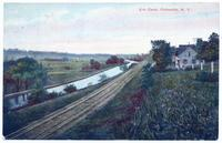 Erie Canal, Fultonville, New York [front caption] (1front) [e0010ac1]