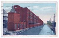 REMINGTON ARMS AND AMMUNITION WORKS, ILION, N.Y. [front caption] (1front) [e0622ac1]