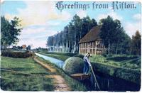 Greetings from Rifton. [front caption] (1front) [d0099ac1]