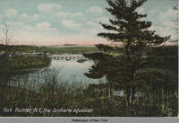 Fort Hunter, N.Y. The Scoharie  Aqueduct [front caption] (1front) [e0148ar1]