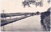 D. & H. Bridge and Canal near Schenectady, New York [front caption] (1front) [e0640ac1]