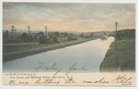 Erie Canal and Mohawk Valley near Utica, New York  [front caption] (1front) [e0049ac1]