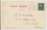 Erie Canal and Mohawk Valley near Utica, New York  [front caption] (2back) [e0049ac2]
