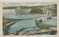Delta Dam, Black River Canal at Aqueduct and Tripple Locks, Rome, N.Y. [front caption] (1front) [k0012ac1]