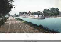 Erie Canal, Ilion, N.Y. [front caption] (1front) [e0164ac1]
