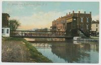 Lift Bridge over Erie Canal, Ilion, N.Y. [front caption] (1front) [e0636ac1]